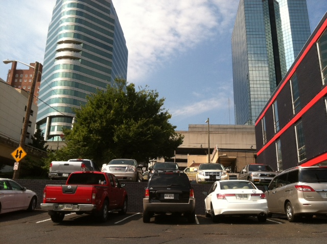 Tennessee Game Day Parking At 107 W Main St Knoxville
