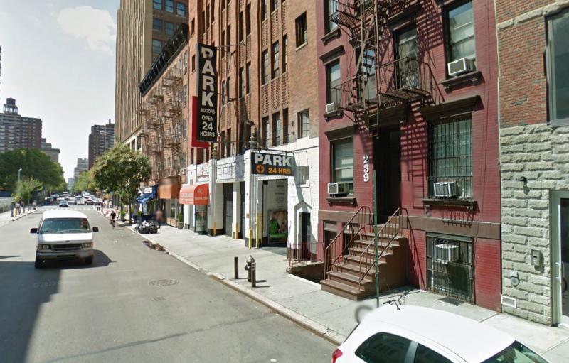 Park it management at 241 w 26th st new york parking - Parking garages near madison square garden ...