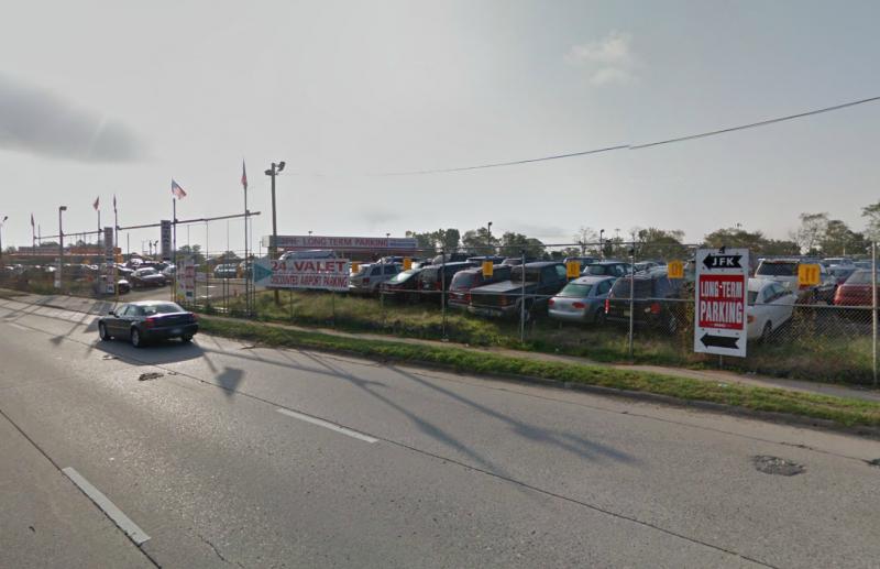 Jfk Longterm Parking At 122 02 S Conduit Ave Queens