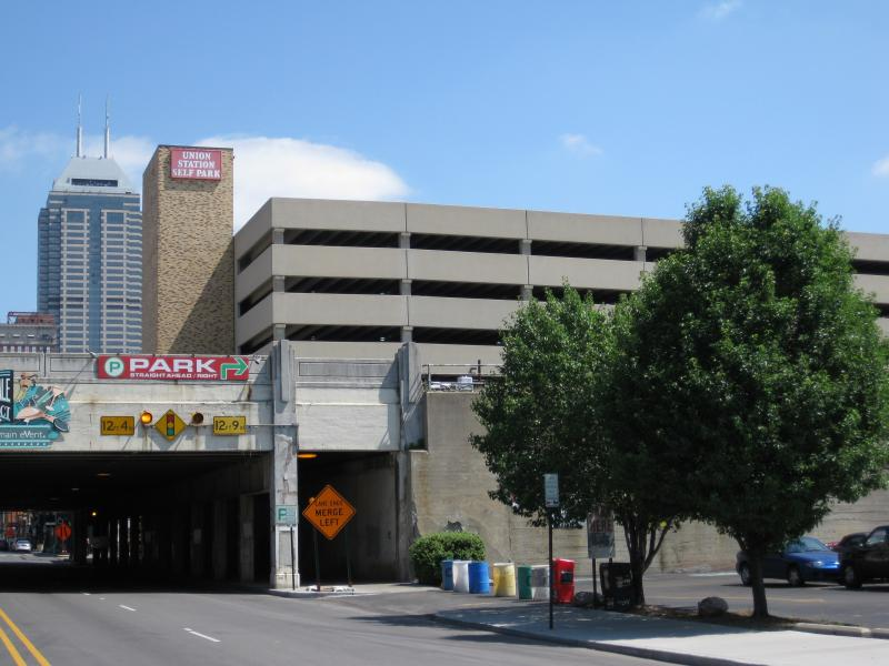 Denison Union Station Garage At 301 S Meridian St Make Your Own Beautiful  HD Wallpapers, Images Over 1000+ [ralydesign.ml]