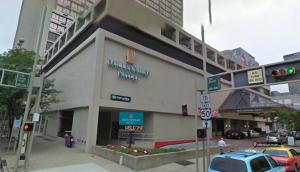 Millennium Hotel Parking