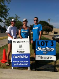 Stadium Parking LLC - Lot 3