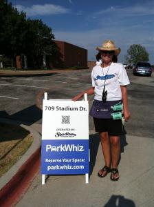 Stadium Parking LLC - Lot SP4