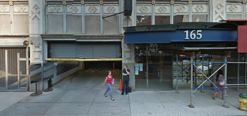 Central Parking At 165 Halsey St Newark Parking