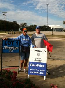 Stadium Parking LLC - Lot 1