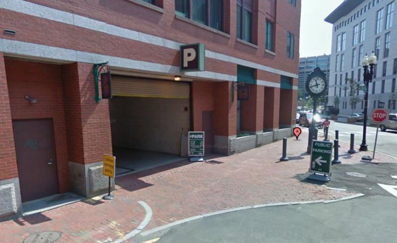 Laz Parking At 101 Merrimac St Boston Parking