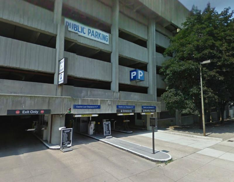 Propark Garden Garage At 35 Lomasney Way Boston Parking