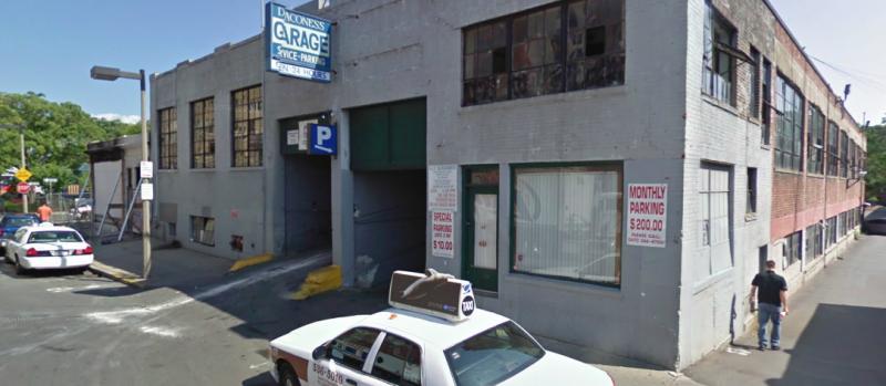 Deaconess Garage At 60 Kilmarnock St Boston Parking