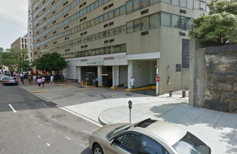 Federal Center Plaza Ph 1 At 500 C St Sw Washington