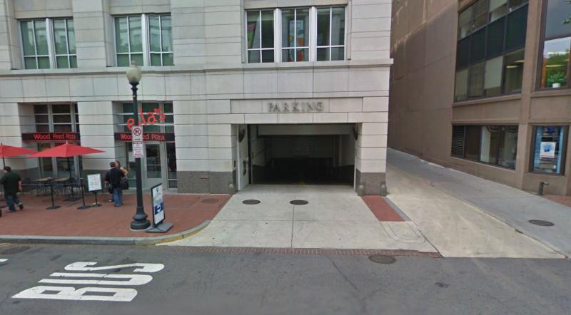 Atlantic Parking At 612 9th St Nw Washington Parking
