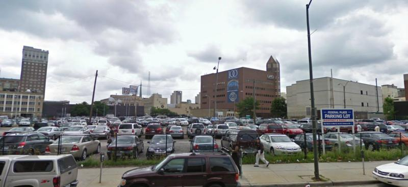 Federal Place At 551 Michigan Ave Detroit Parking